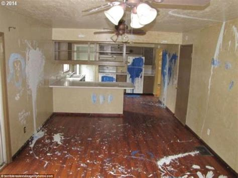 house painter jobs who d live in a house like this worst estate agent pictures show off homes with