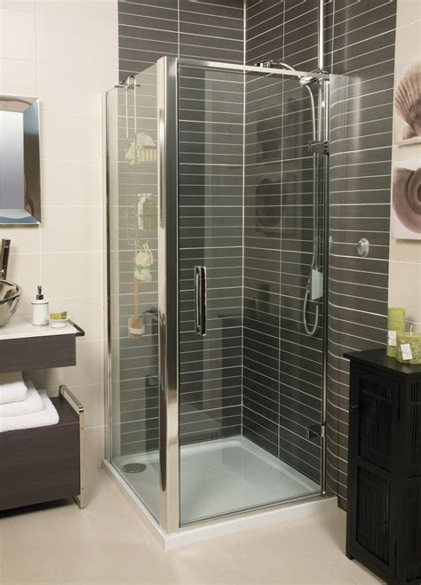 Embrace Hinged Door Shower Enclosure Roman Showers Hinged Door Shower Enclosures