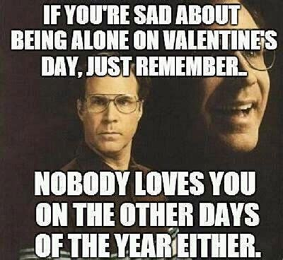 Single On Valentines Day Meme - the 50 best memes about being single