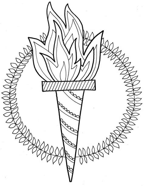 olympic coloring sheets free printable winter olympics coloring pages