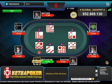 pengertian  bandar ceme keliling ketuapoker poker  indonesia terbesar