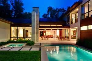 Modern Homes Dallas Tx Design Modern Home Designed By Architect Todd Hamilton Photograph 23469