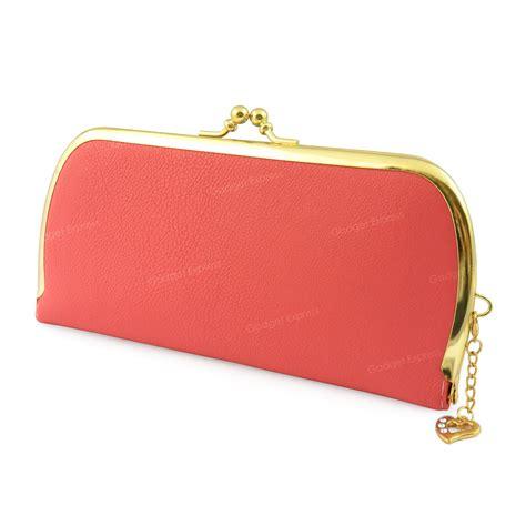 Zipper Bag Joyko Dcb 33a5 new womens clutch zipper leather wallet coin purse handbag bag ebay