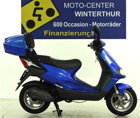 50ccm Motorrad Leasing by Piaggio Skr 125 Occasion Roller Moto Center Winterthur