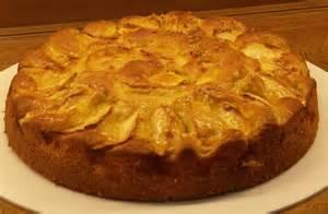 apfel kuchen apfelkuchen mit r 252 hrteig