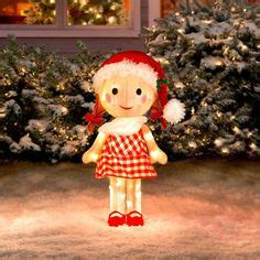 doll yard art add a delightful look to your decorating with