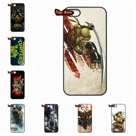 Tmnt Chibi Iphone 5 5s 5c 6 6s 7 Plus turtle cell phone reviews shopping turtle