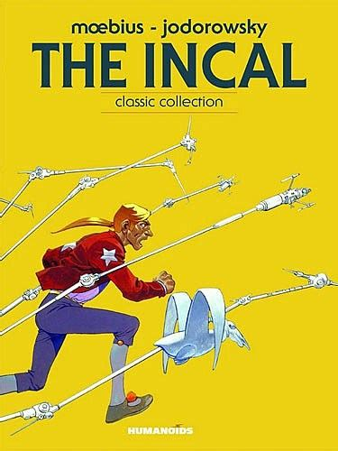 the incal behold the that is the incal by moebius preview
