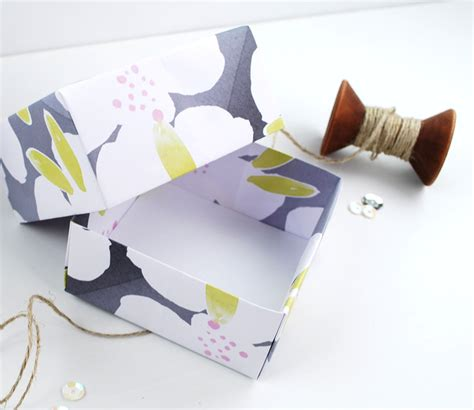 how to make a simple gift box how to make an origami gift box pink petticoat simple