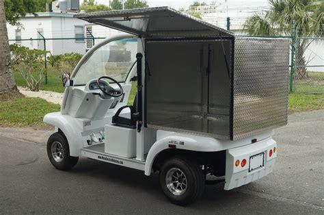 mo motor vehicle motoev electro buddy 2 passenger enclosed utility