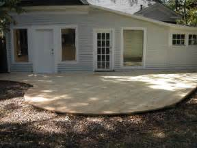 How To Level Ground For Patio by