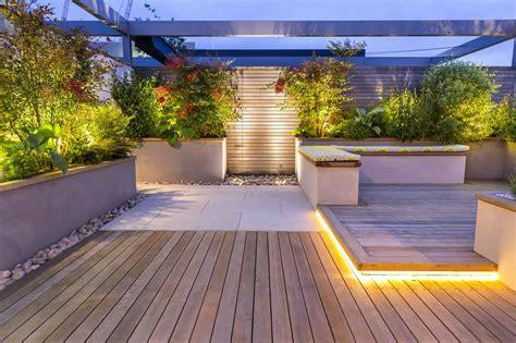 roof terrace design penthouse apartment kings cross