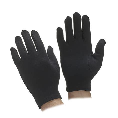 Cotton Glove go standard black cotton parade gloves cotton gloves gloves