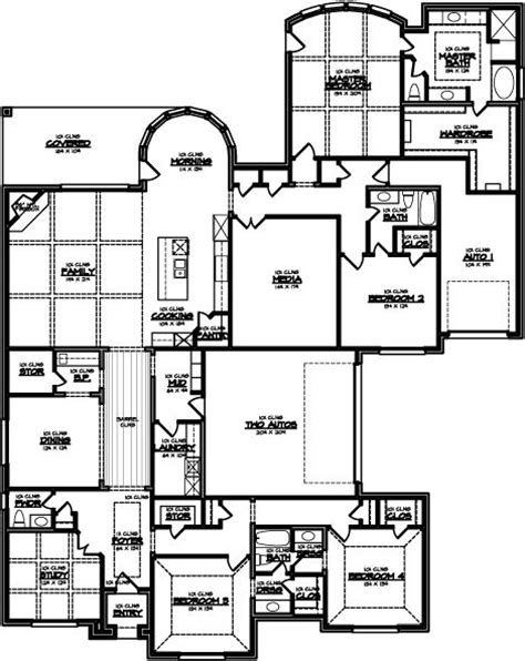 home floor plans oklahoma home deco plans