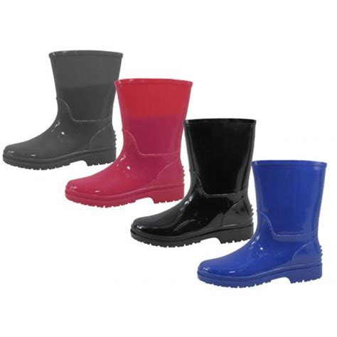 toddler rubber boots toddler s boots waterproof rubber shoes ebay