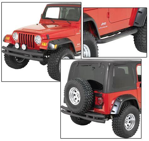 Quadratec Jeep Quadratec 174 Exclusive Qr3 Front Bumper Without Hoop