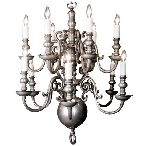 antique l chandelier antique two level flemish style chandelier at 1stdibs