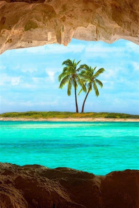 of the caribbean wallpaper iphone 6 640x960 caribbean island iphone 4 wallpaper