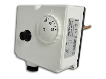 newark cylinders dual thermostat