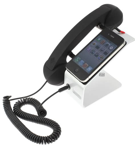 Desk Phone Accessories Union Authentic Mmpop Blk Des Pop Desk Headset Retail Packaging Black