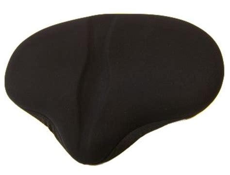 large bicycle seat cover luxury gel padded covers wide