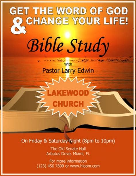 template church flyer free church brochure templates for microsoft word