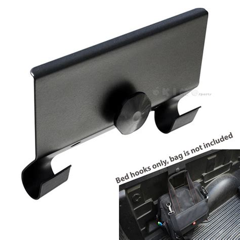 universal clamp  cargo bar truck bed rail hooks tie