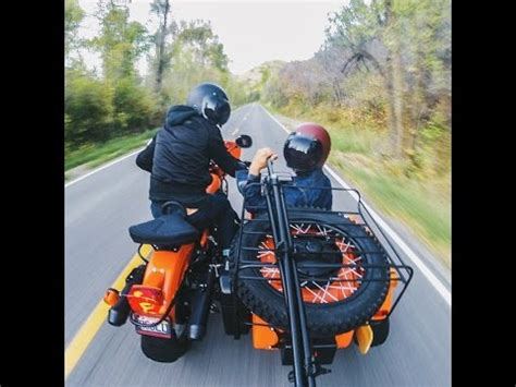 Ural Motorrad Youtube by 2017 Ural Patrol Is Comfortable As A Touring Bike Youtube