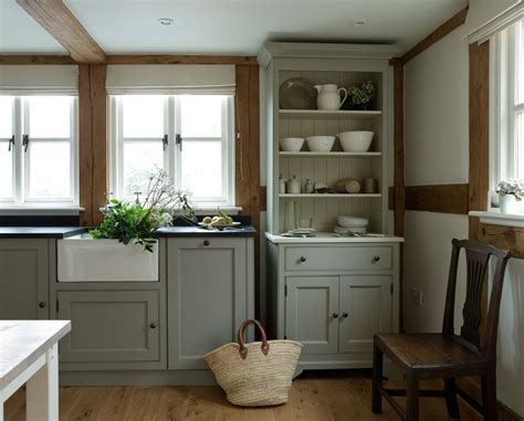 country green kitchen cabinets from acorns teeny tiny cottage