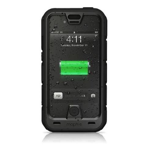 mophie rugged mophie released new juice pack pro heavy duty iphone 4 4s rugged battery the tech journal