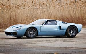 Ford Gt40 Specs 1966 Ford Gt40 Mk I Gooding Company