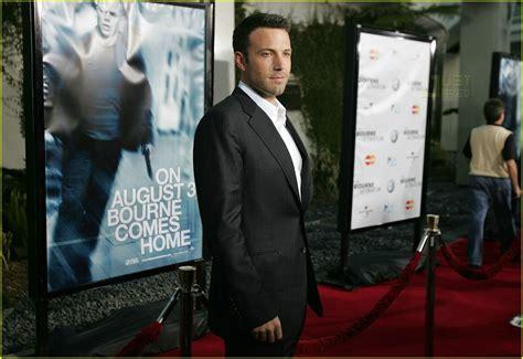 Garners New Alias For The Bourne Ultimatum Premiere by Garner Bourne Ultimatum Premiere Photo
