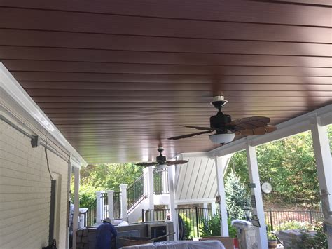 patio ceiling fan installation install outdoor ceiling fan under deck integralbook com