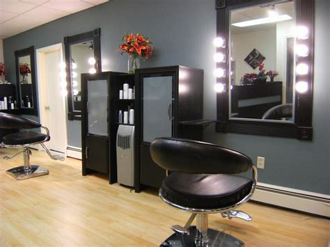 salon mirrors with lights wall mirror with lights for hair salon designs in small