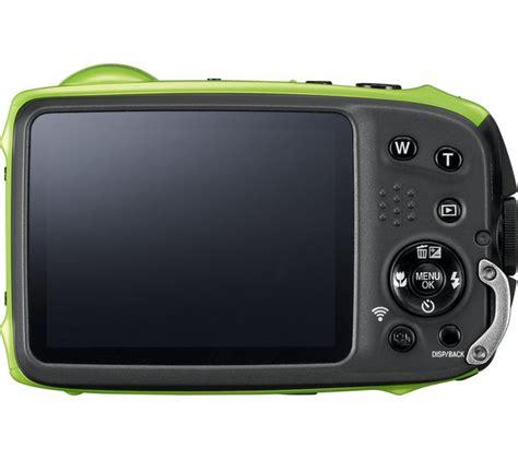 fujifilm tough fujifilm xp90 tough compact black green deals