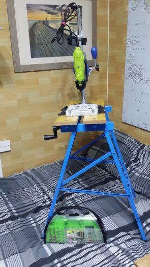 dremel work bench folding workbench everise rotary tool 119 piece accessory set dremel work station 220