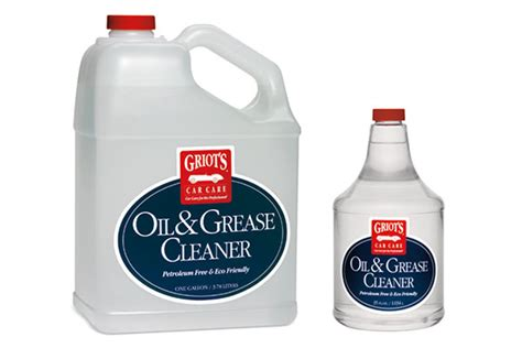 Garage Degreaser by Griot S Grease Cleaning Fluid Griots Garage Cleaner