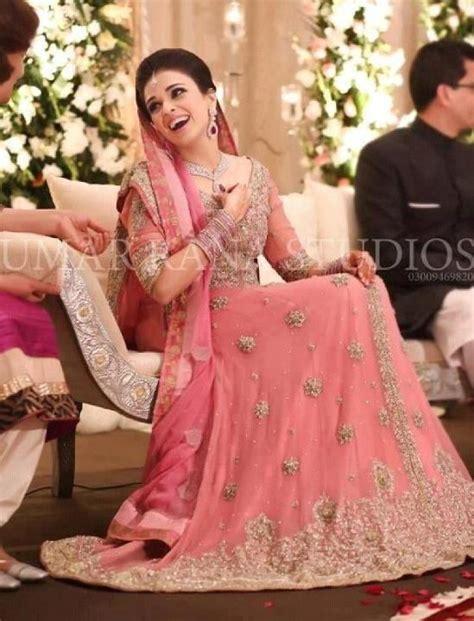 10 most stylish pakistani bridal dresses wedding