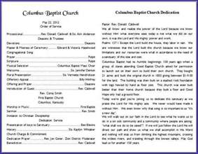 sle church newsletter templates church program templates 28 images church program