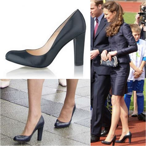 Catherine Hells kate middleton judging high heel design contest the shoe