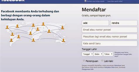 cara membuat email baru pada blackberry cara masuk facebook daftar facebook baru cara daftar