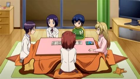 Futon Anime by The Real Dim Shady Kotatsu The Japanese Heating Table