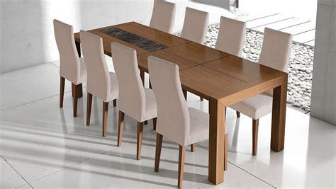 mesas modernas para comedor mesa de comedor impacto muebles zhar