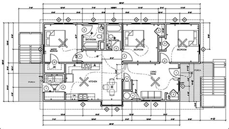 free blueprint design program easy home blueprint software cad pro