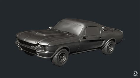 zbrush tutorial car car modeling in zbrush start with polysphere shelby gt500