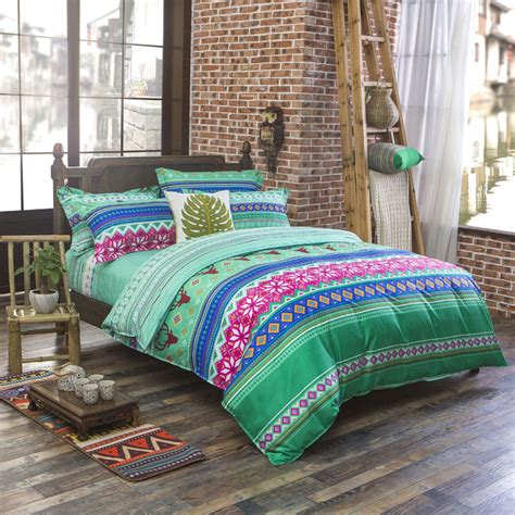 Sprei King Size Bc Su 37 160 all sizes bohemian mandala duvet cover with pillow quilt cover bedding set ebay