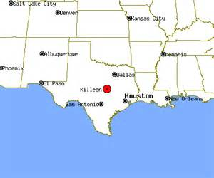 map of killeen and surrounding areas killeen profile killeen tx population crime map