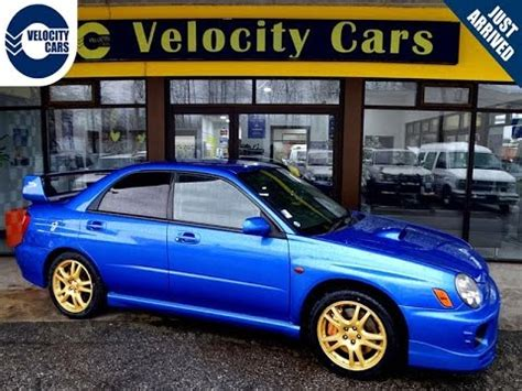 bugeye subaru for sale 2001 subaru impreza wrx sti bugeye awd 111k s turbo 280hp