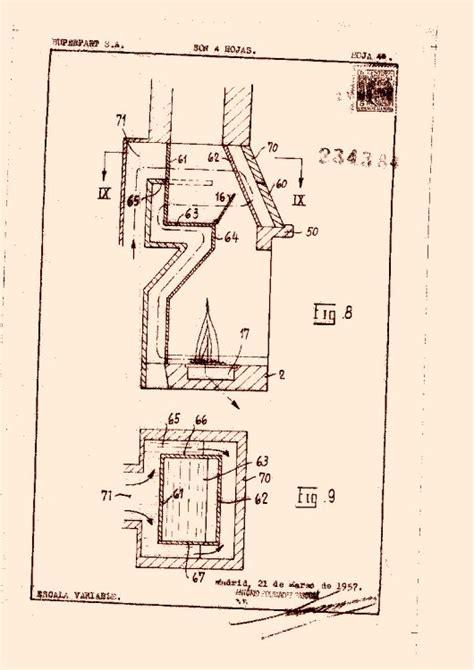 perfeccionamientos en la construcci 211 n de hogares de chimenea