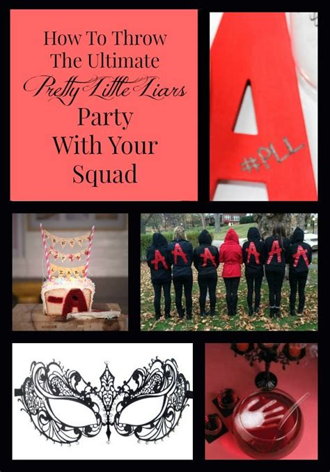 Pretty Liars Decorations by 25 Best Ideas About Pretty Liars Costumes On
